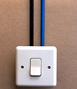 Circuito eléctrico para una conmutación simple