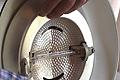 Cómo se cambia la barrita alógena a una lámpara