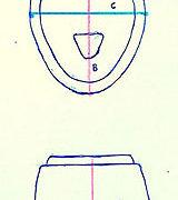 Cambiar la tapa de la taza del retrete o vater