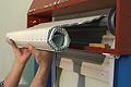 Cómo quitar y poner una persiana de pvc o aluminio