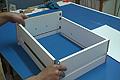 Reparar un cajón de aglomerado que se ha despegado