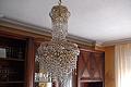 Colgar o instalar lamparas, plafones y ventilador en el techo