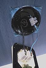Alargar un cable corto en un enchuf