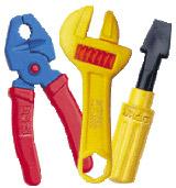Caja de herramientas básica para una vivienda