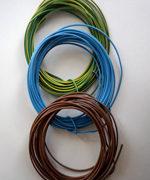 Código de colores de los cables eléctricoss
