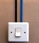 Esquema electrico de una conmutación de cruce