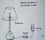Reparar las averías de una lámpara de mesa