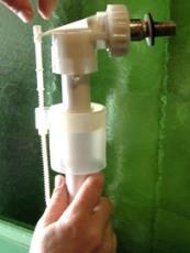 Problemas con el llenado de la cisterna