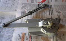 Reparar muelle cierrapuertas. Cambiar el resorte